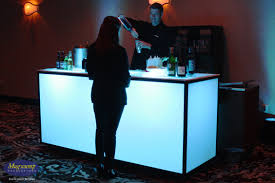 bar rentals eventful disclosure wooden acrylic light or custom bar rental