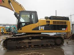 china used caterpillar excavator 345d komatsu 45 ton excavator for