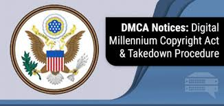 digital millennium copyright act u201d dmca notice u0026 takedown procedure