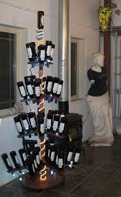 creative ideas tree wine rack world of exles