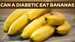 can a diabetic eat bananas banana is good or bad for diabetes