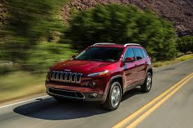 maroon jeep 2017 2014 jeep cherokee first drive truck trend