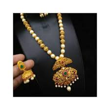women necklace set images Traditional met polish necklace set for women fashion jewellery fb 2 jpg