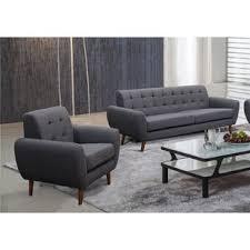 Grey Leather Living Room Set Grey Living Room Sets You Ll Wayfair