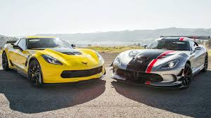 lexus rc f vs corvette 2016 dodge viper acr vs 2016 corvette z06 c7 r edition exotic