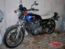 1984 kawasaki z440 ltd belt drive moto zombdrive com
