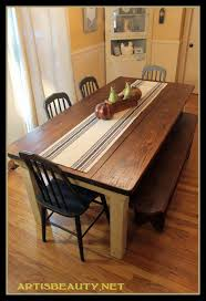 Kitchen Tables Round Kitchen Design Wonderful Old Farm Tables Farmhouse Dining Table