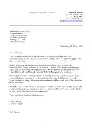 exles cover letter for resume exle of cover leter leversetdujour info