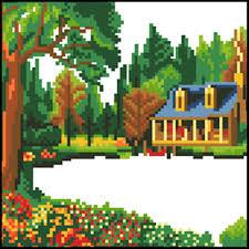 aliexpress com buy rural diamond embroidery landscape diy 5d