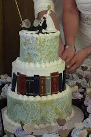 book themed wedding cake google search book wedding cakes