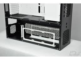 ld pc v8 black white ld cooling computer cases
