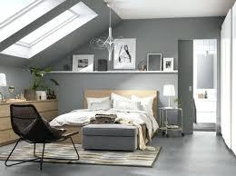 deco chambre grise deco chambre sous pente chambre sous combles avec baignoire design