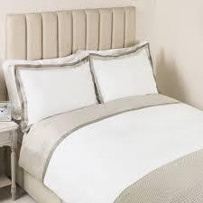 imogen dove grey cotton duvet cover laura ashley