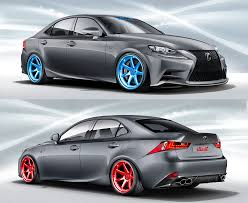 check out the lexus is f sport by illest coachworks fatlace they