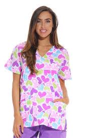 dreamcrest s scrub tops scrubs nursing scrubs ebay
