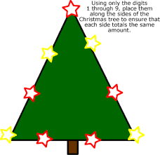 second grade christmas math word problems