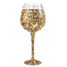 birthday margarita glass amazon com from enesco wine glass leopard birthday