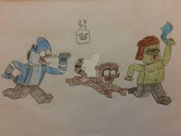 regular show regular show in lego dimensions by marshal664 on deviantart