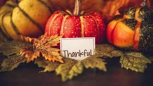 50 50 express their gratitude on thanksgiving day