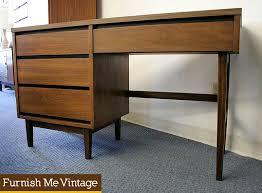 Modern Desks Mid Century Modern Desk By Stanley