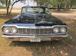 1964 chevy impala front grill assembly manual 1964 chevrolet impala for sale on classiccars com 73 available