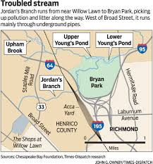 Richmond Va Zip Code Map by Jordan U0027s Branch Shows That Small Streams Can Be Beautiful