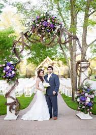 wedding arch grapevine wedding ideas celebration advisor wedding and party network
