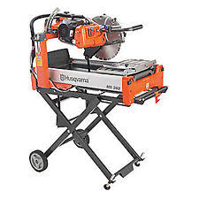 Masonry Saw Bench For Sale Industrial Masonry U0026 Tile Saws Ebay
