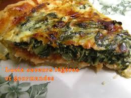 cuisiner le vert des blettes quiche au saumon et à la blette lucia saveurs légères et gourmandes