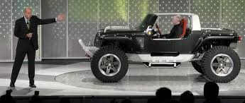 jeep concept vehicles jeep concept pushes off road ability the blade