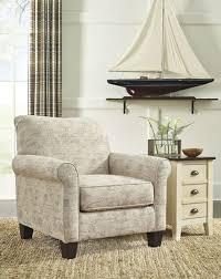 Gray Accent Chair Hurwitz Mintz Furniture Bavaria Gray Accent Chair