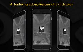 resume builder app resume builder android apps on google play resume builder screenshot