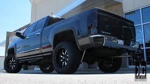 lifted gmc 1500 kc trends showcase moto metal 970 wheels with toyo open