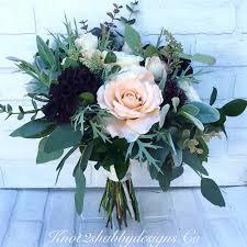 Silk Bridal Bouquet Knot2shabbydesigns Silk Bouquets