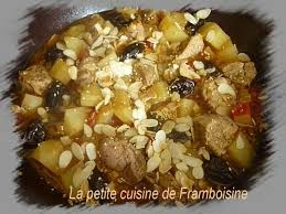 petit plat facile à cuisiner tajine de filet mignon de porc la cuisine de framboisine