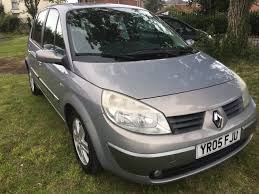 used renault megane scenic and second hand renault megane scenic
