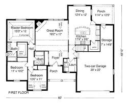 of house plan blueprint sample house plans example of house plans
