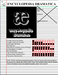Meme Encyclopedia - drfanta rants on something overdone the mysterious mr enter