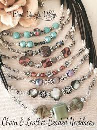 leather choker chain necklace images 1487 best beads diy necklaces images pearl jpg