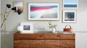 samsung u0027s new tv becomes an art gallery when you u0027re not watching