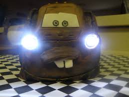 here s the tow mater