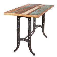 table cuisine rectangulaire plateau table cuisine maison design wiblia com