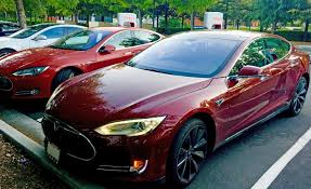 9th tesla model s ever built to be auctioned off business insider