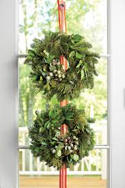 festive christmas wreath ideas southern living