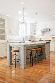 new england kitchen design custom butcher block in a kitchen designed by new england design works