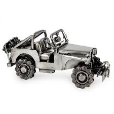 jeep road parts uk unicef uk market artisan crafted 4 x 4 metal recycled auto parts