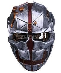 Corvo Costume Halloween 2 Corvo Attano Mask Cosplay Accessory Prop