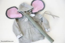 Baby Elephant Costumes Halloween Hoodie Elephant Costume Instructions Resep