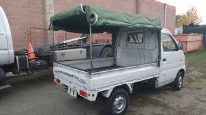suzuki mini truck 1999 suzuki ac ps rear canopy 13393km street legal atv