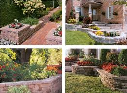 Front House Landscape Design Ideas Simple Landscape Designs Front - Landscape design home